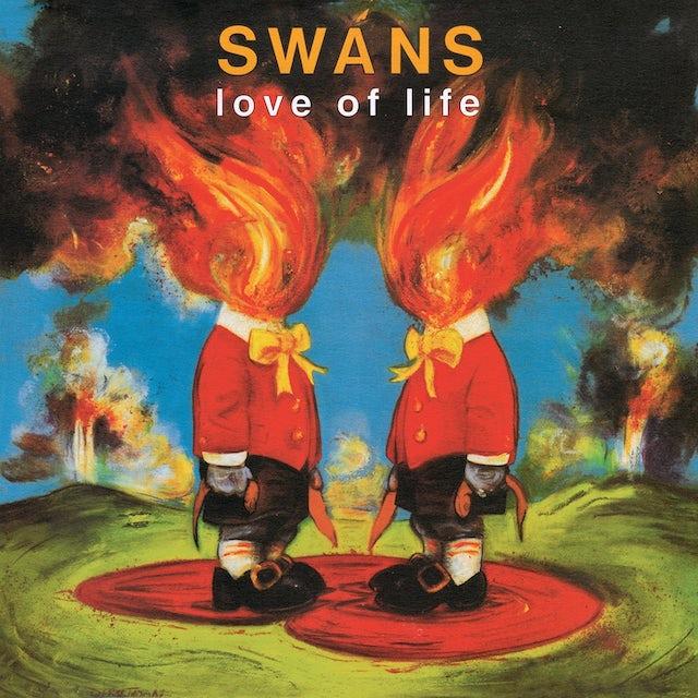 Swans LOVE OF LIFE Vinyl Record