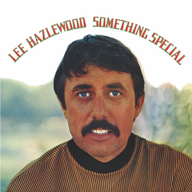 Lee Hazlewood SOMETHING SPECIAL Vinyl Record