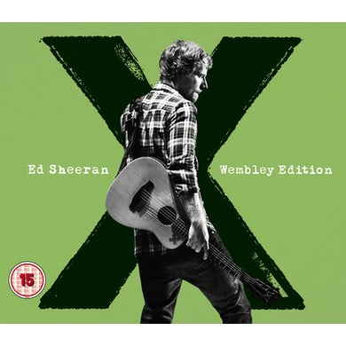 Ed Sheeran X: WEMBLEY EDITION CD