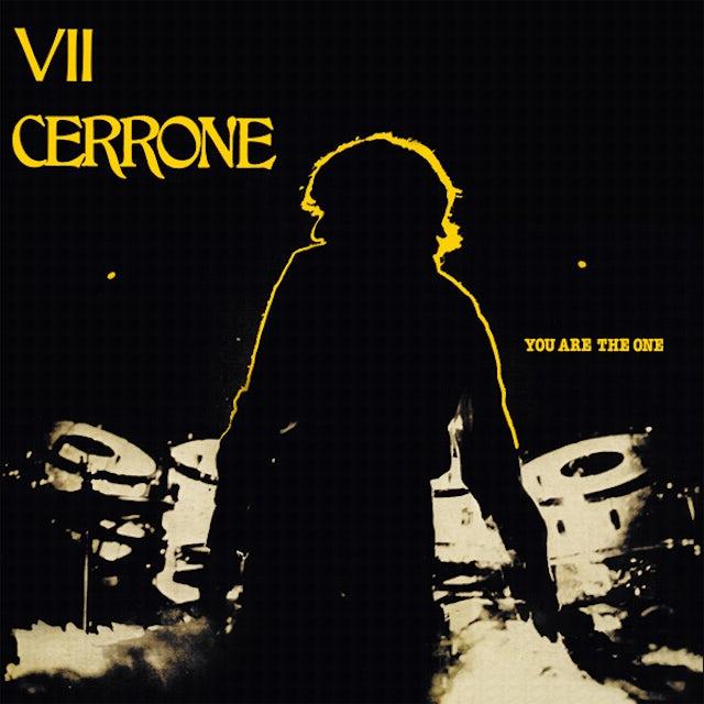 YOU ARE THE ONE (CERRONE VII) CD