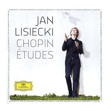 Jan Lisiecki CHOPIN ETUDES CD