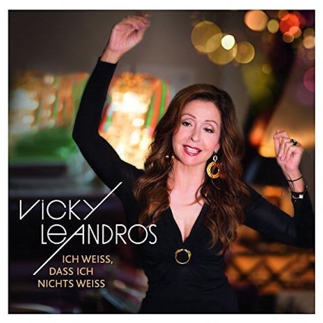 Vicky Leandros ICH WEISS DASS ICH NICHTS WEISS CD