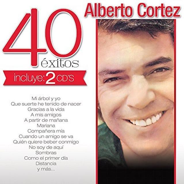 Alberto Cortez 40 EXITOS CD