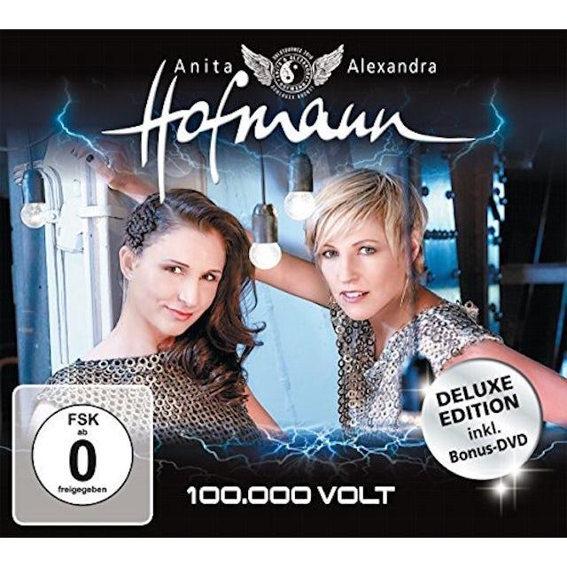 Anita Hofmann & Alexandra 100000 VOLT: DELUXE EDITION CD