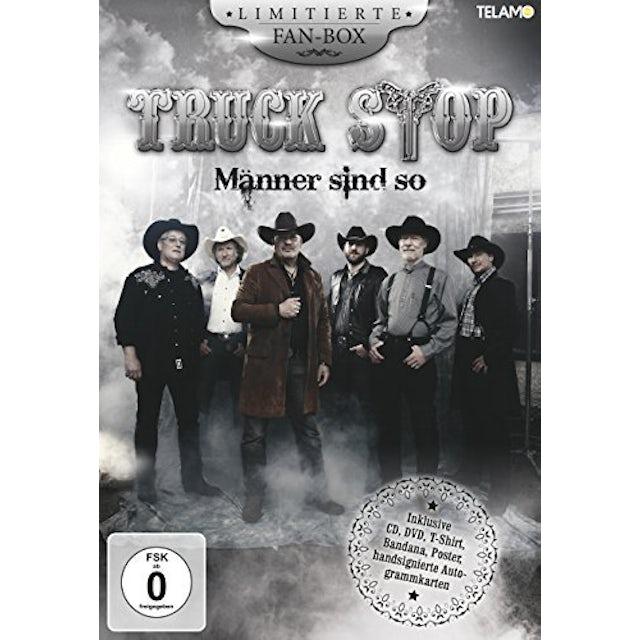 Truck Stop MAENNER SIND SO: FAN BOX CD