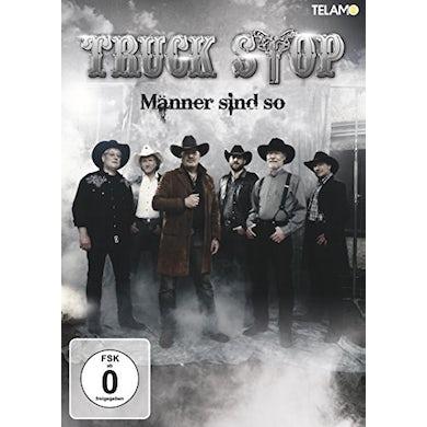 Truck Stop MAENNER SIND SO DVD
