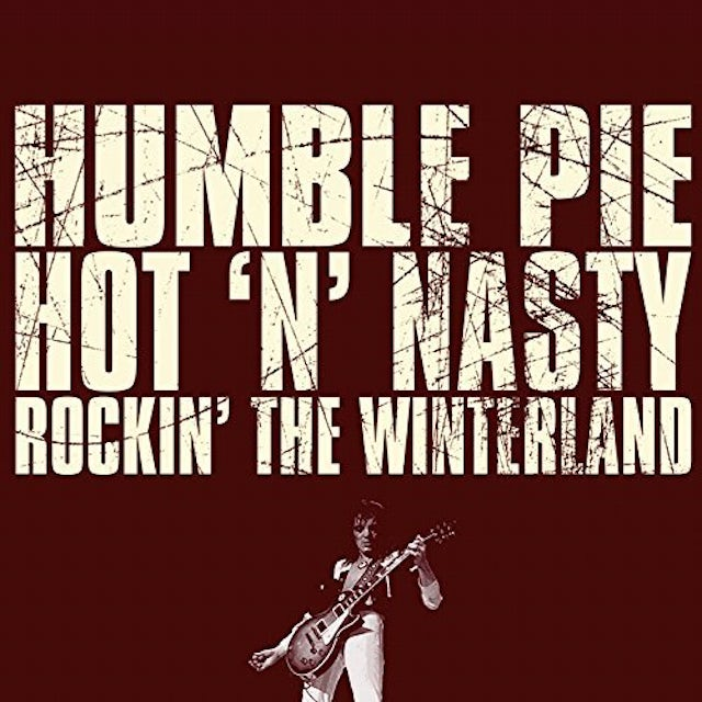 Humble Pie ROCKIN THE WINTERLAND: LIMITED CD