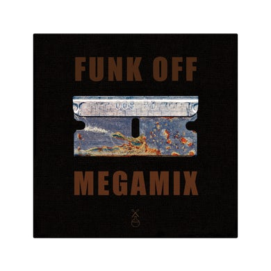 FUNK OFF MEGAMIX Vinyl Record
