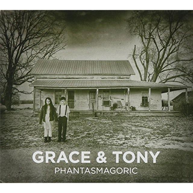 Grace & Tony PHANTASMAGORIC CD