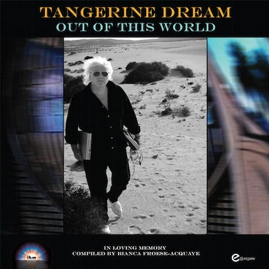 Tangerine Dream OUT OF THIS WORLD Vinyl Record
