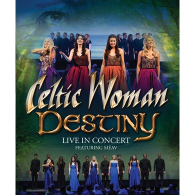 Celtic Woman DESTINY DVD