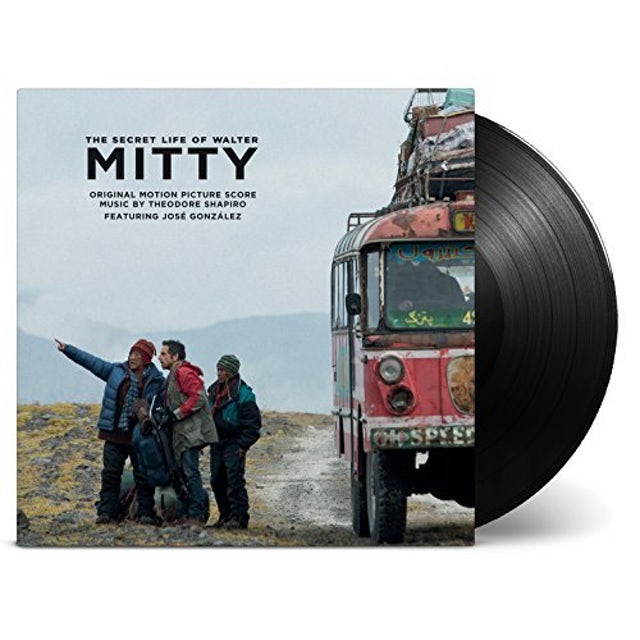 SECRET LIFE OF WALTER MITTY / O.S.T.  SECRET LIFE OF WALTER MITTY (ORIGINAL SCORE) Vinyl Record