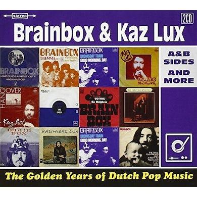 Brainbox GOLDEN YEARS OF DUTCH POP MUSIC CD