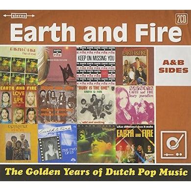 Earth & Fire GOLDEN YEARS OF DUTCH POP MUSIC CD