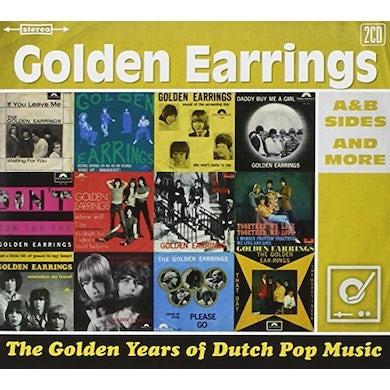 Golden Earrings GOLDEN YEARS OF DUTCH POP MUSIC CD
