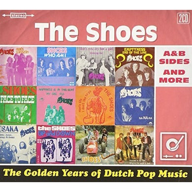 Shoes GOLDEN YEARS OF DUTCH POP MUSIC CD