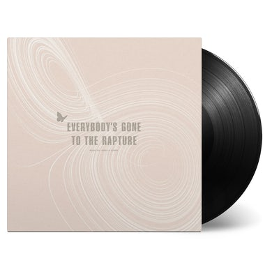 Jessica Curry EVERYBODY'S GONE TO THE RAPTURE - GAME Original Soundtrack Vinyl Record