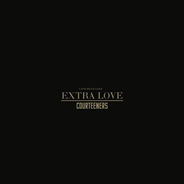Courteeners CONCRETE LOVE (DELUXE EDITION) CD
