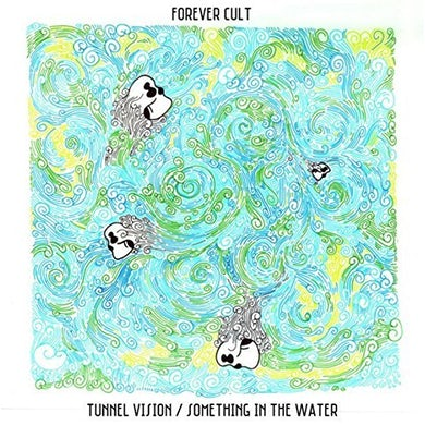 FOREVER CULT TUNNEL VISION Vinyl Record