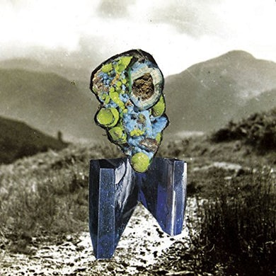 Richard Dawson GLASS TRUNK Vinyl Record