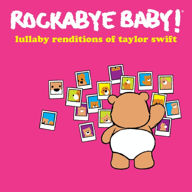 Rockabye Baby LULLABY RENDITIONS OF TAYLOR SWIFT CD