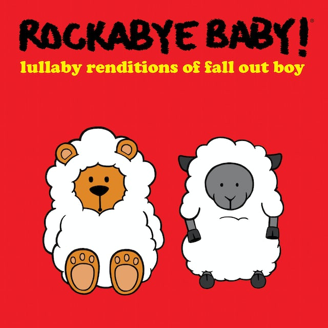Rockabye Baby LULLABY RENDITIONS OF FALL OUT BOY CD