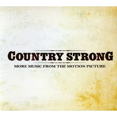 Country Strong Original Soundtrack CD