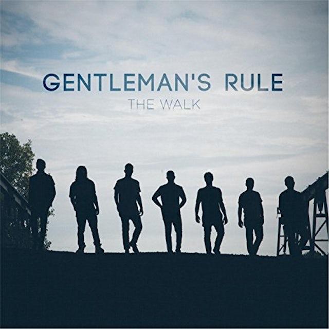 Gentleman's Rule WALK CD