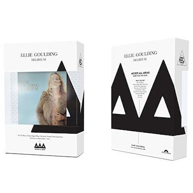 Ellie Goulding DELIRIUM: ACCESS ALL AREAS EDITION CD