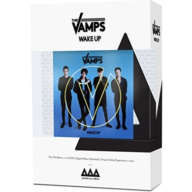 The Vamps WAKE UP: ACCESS ALL AREAS EDITION CD