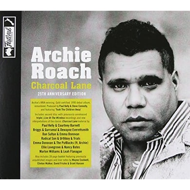 Archie Roach CHARCOAL LANE 25TH ANNIVERSARY ED. CD
