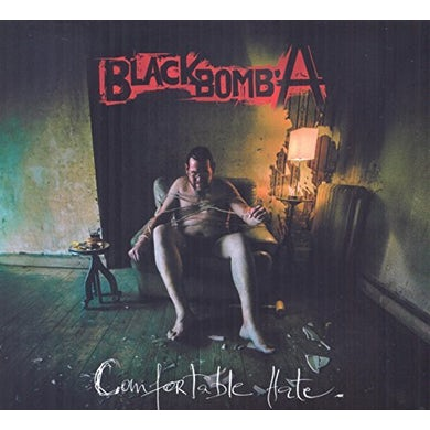 Black Bomb A COMFORTABLE HATE CD