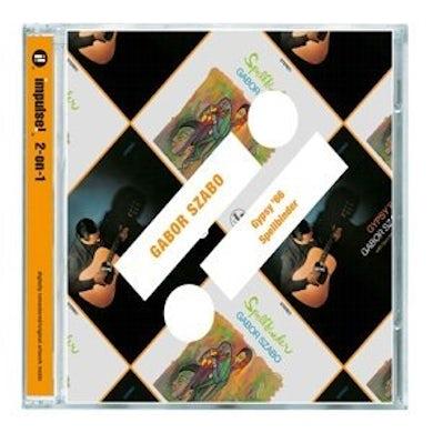 Gabor Szabo GYPSY 66-SPELLBINDER CD