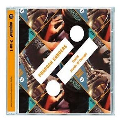Pharoah Sanders TAUHID: JEWELS OF THOUGHT CD