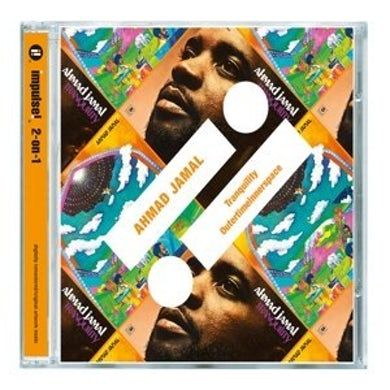 Ahmad Jamal TRANQUILITY/OUTERTIMEINNER CD