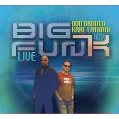 Don Braden BIG FUN(K) (LIVE) CD