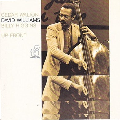 David Williams UP FRONT: LIMITED CD