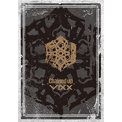 VIXX CHAINED UP (VOL.2) (FREEDOM VERSION) CD