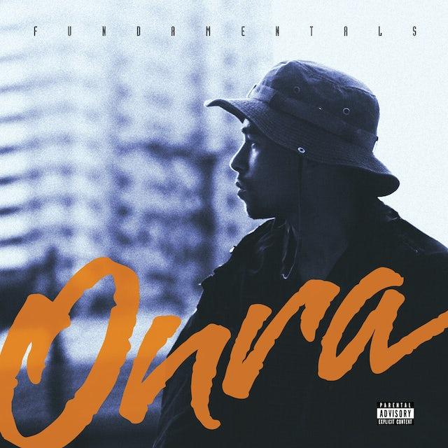 Onra FUNDAMENTALS INSTRUMENTALS Vinyl Record