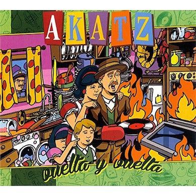 Akatz VUELTA Y VUELTA CD