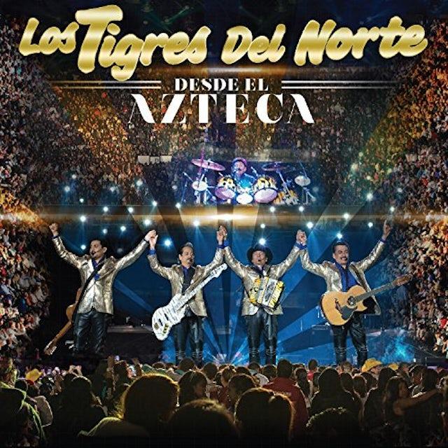TIGRES DEL NORTE DESDE EL AZTECA CD
