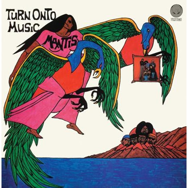Mantis TURN ONTO MUSIC Vinyl Record