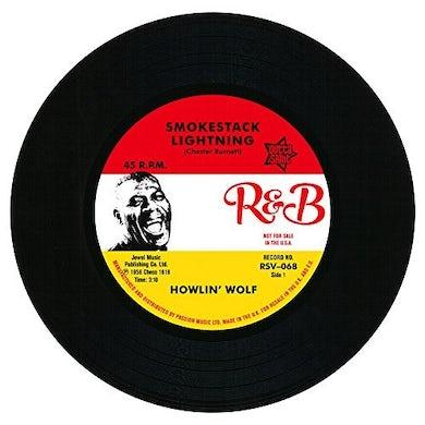 Howlin' Wolf SMOKESTACK LIGHTNING / MOANIN AT MIDNIGHT Vinyl Record