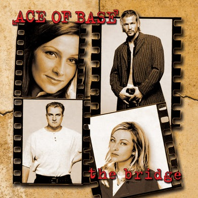 Ace of Base BRIDGE Vinyl Record