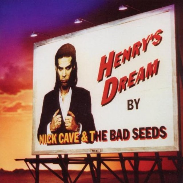 Nick Cave & The Bad Seeds HENRY'S DREAM CD