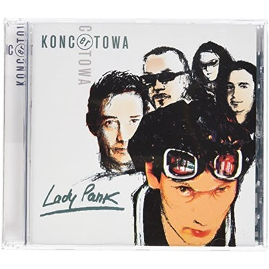 LADY PANK KONCERTOWA CD