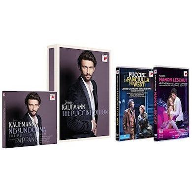 Jonas Kaufmann NESSUN DORMA: PUCCINI EDITION CD