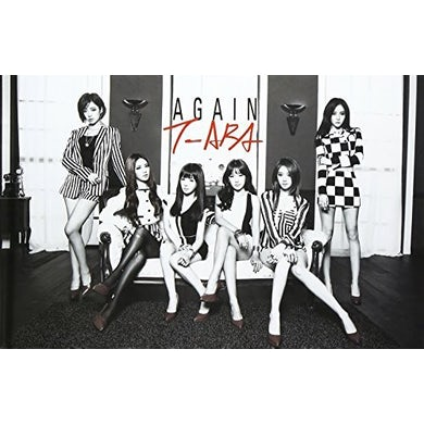 T-ara AGAIN CD