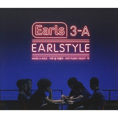 Earls 3-A EARLSTYLE CD