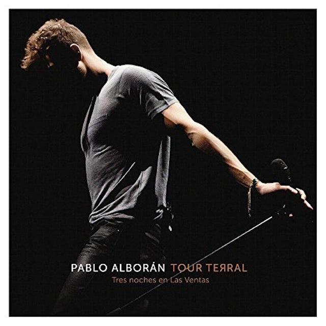 Pablo Alboran TOUR TERRAL/TRES NOCHES EN LAS CD